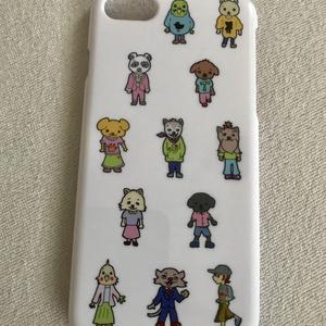 佐々木KすけII世オリジナルデザインスマホケース(iPhone7用)