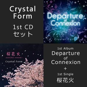 【1stCDセット】Departure of Connexion&桜花火