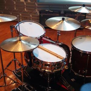 T.K.D 素材DrumSet