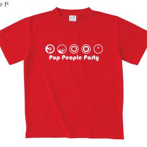 PPPアイコンTシャツ