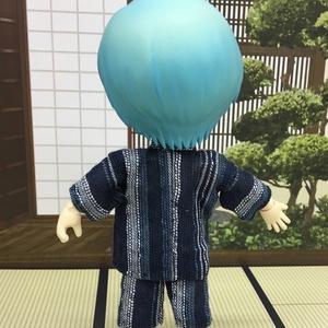 オビツ11用甚平