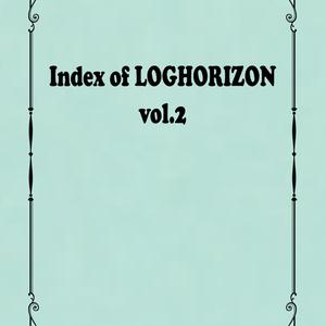 Index of LOGHORIZON vol.2