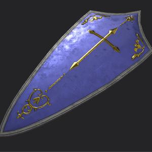 [VRChat]ちょっと良さげな盾[Shield]