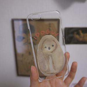 おくるみ土偶iPhoneケース