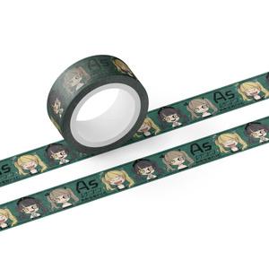 ヒ素-同素体|マスキングテープ