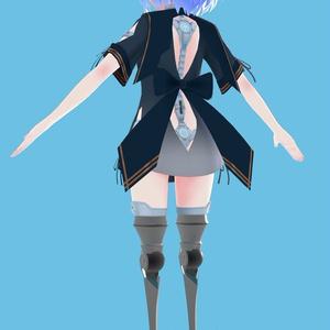 【Project Assault Dress】二一式普及機動脚