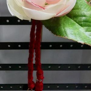 薔薇のかんざし