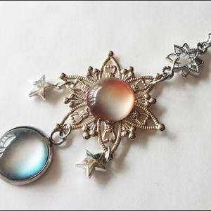 [ネックレス]皆既日食