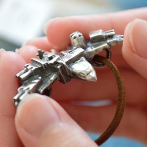 古鷹型イーグルトップ ネックレス