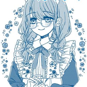 メイドさん風船+おまけイラスト付き!