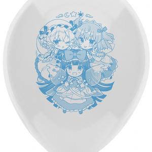 三妖精ふうせん+おまけイラスト付き!