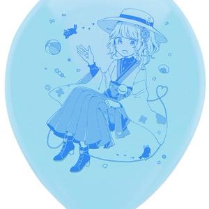大きな!ハイカラこいしちゃん風船(24インチ)