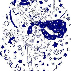 菫子ちゃん風船