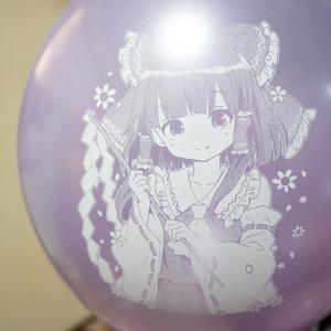 霊夢さん風船