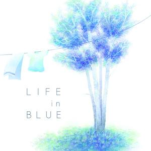 イラスト集「LIFE in BLUE」