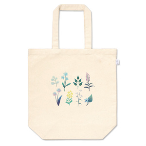トートバッグ*植物採集(S,Mサイズ)