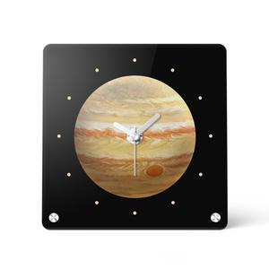 アクリル時計*木星
