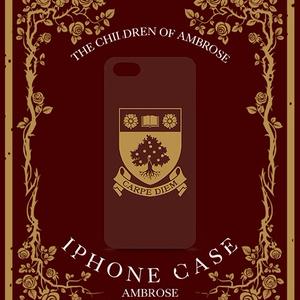 iPhoneケース【Ambrose】
