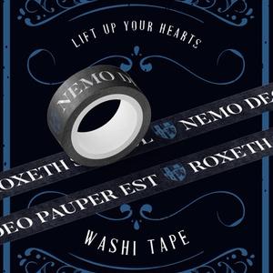 マスキングテープ【Roxeth】