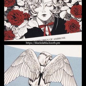 トートバッグ【Rose】