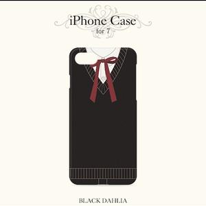 制服iPhoneケース【type:J】(5/5s/SE/7)