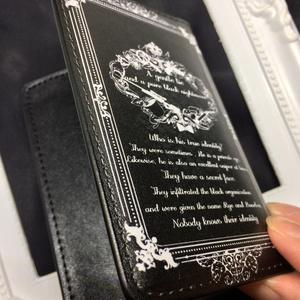 洋書風シリーズ*安赤安/名刺ケース
