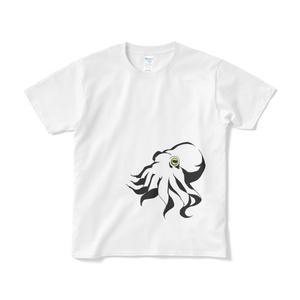 タコ白Tシャツ