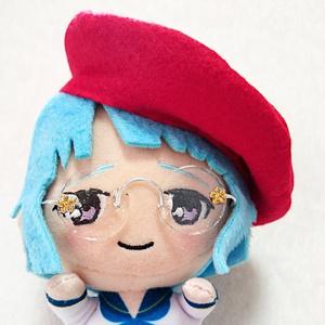 【ベレエ帽:Mサイズ(くっつきぬい)】