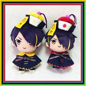 【キョンシー服・帽子set(A:紺色/B:黒)】