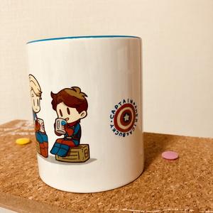stuckyマグカップ