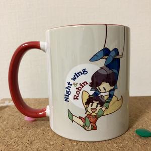 DD、NRマグカップ