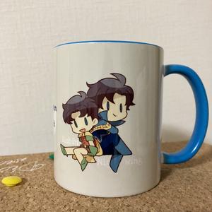 ディックグレイソン、ジェイソントッドマグカップ