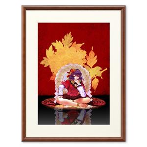 八坂神奈子の肖像