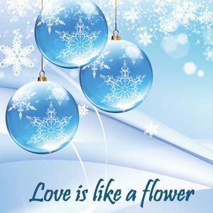 【耀志】Love is like a flower