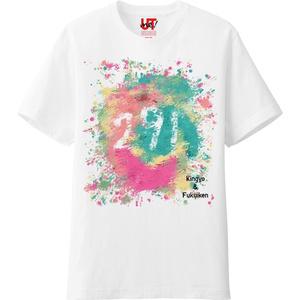 金魚と福井県オリジナルTシャツ 【福井県ver】