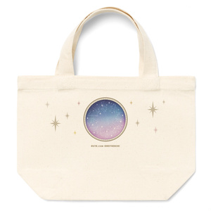 12星座と星の窓トートバッグ