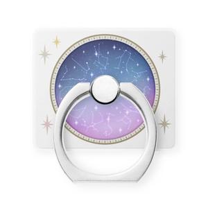 12星座と星の窓スマホリング