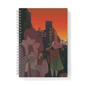 「夕焼け」のノート