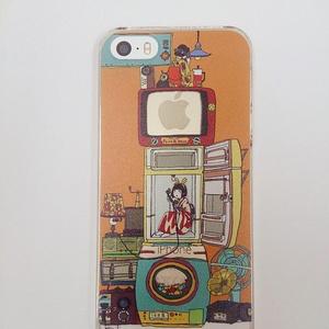 レトロ家電iPhone5・5Sケース