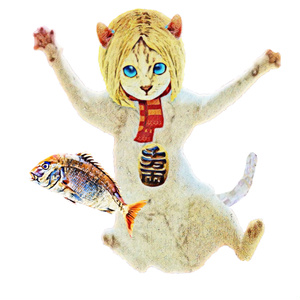 CAT GIRL ジャンプ