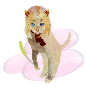 猫じゃらしのCAT GIRL
