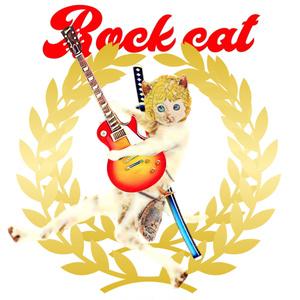 Rock cat GOLD