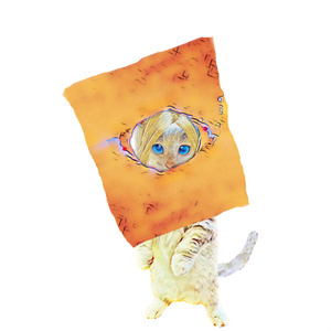 CAT GIRL 隠れん坊