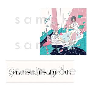 【販売終了】0th ステッカーセット