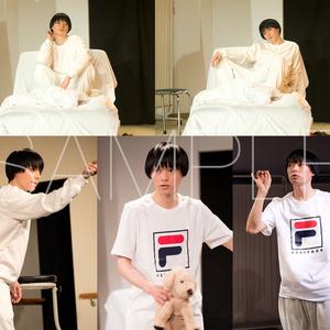 ゲネプロ写真5枚セットA) 柳浩太郎 主演舞台「夜明け~spirit~」ゲネプロ舞台写真5枚セットA