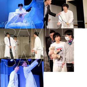 ゲネプロ写真5枚セットB) 柳浩太郎 主演舞台「夜明け~spirit~」ゲネプロ舞台写真5枚セットB