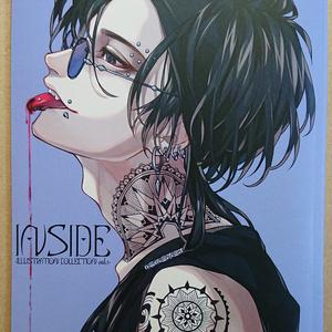 [A] 【匿名でのやり取りご希望の方用】INSIDE -ILLUSTRATION COLLECTION vol.1-