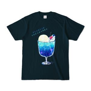 Tシャツ・ペンギンクリームソーダ