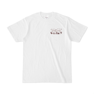 halufactoryチビキャラTシャツ
