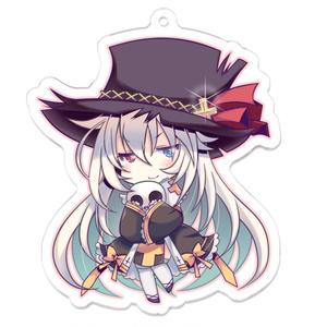 【RO】T鯖の女帝ABさんアクキー